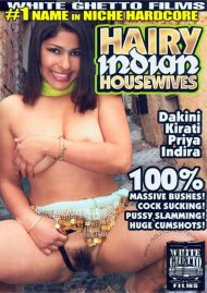 Buy Hairy Indian Housewives