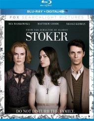 Stoker (Blu-ray + UltraViolet) Blu-ray Movie