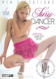 Tiny Dancer streaming porn video from New Sensations.