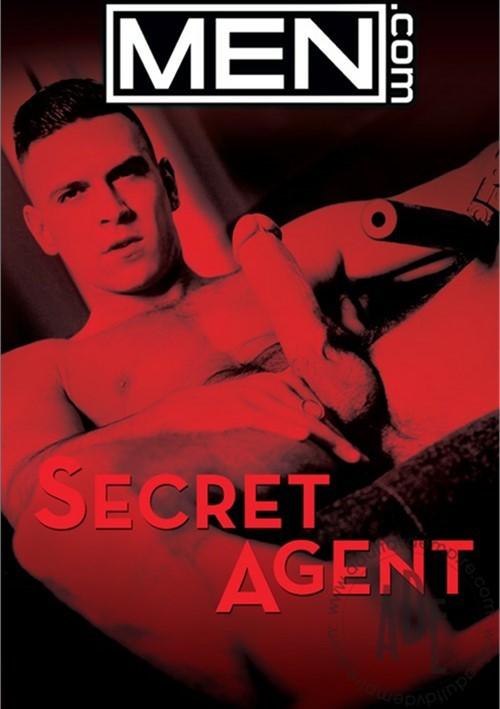 Secret Agent Cover Front