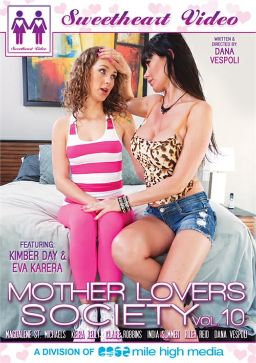 Mother Lovers Society Vol. 10