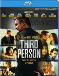 Third Person Blu-ray Movie