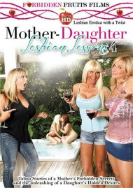 Mother-Daughter Lesbian Lessons 4 image