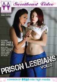 Prison Lesbians Vol. 2 Porn Video