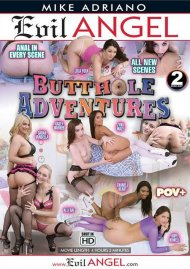 Butthole Adventures