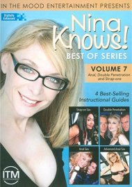 Nina Knows! Best Of Series Vol. 7: Anal, Double Penetration and Strap-Ons