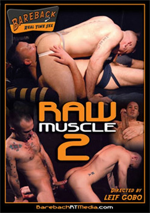 Raw Muscle 2 Boxcover