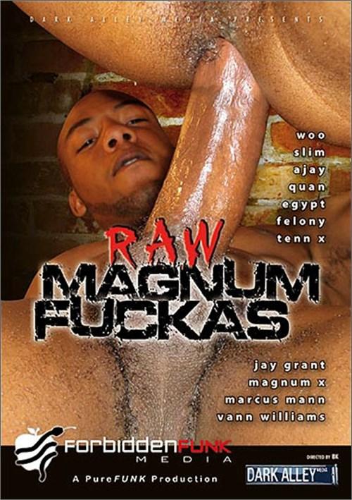 Raw Magnum Fuckas Boxcover
