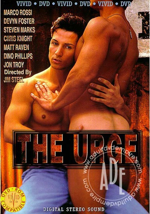 The Urge Cover Front