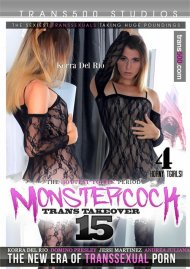 Buy Monstercock Trans Takeover 15