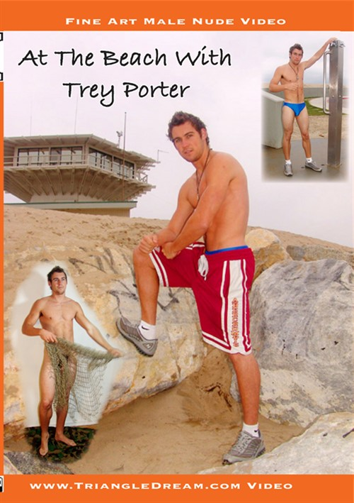 At The Beach With Trey Porter Boxcover