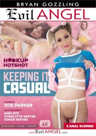 Hookup Hotshot: Keeping It Casual Porn Video