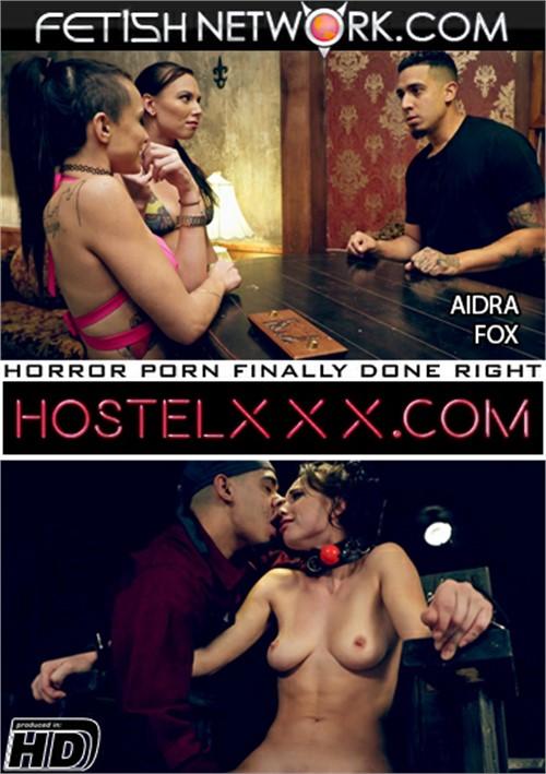 HostelXXX - Aidra Fox