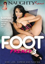 Foot Frenzy 3 Porn Video
