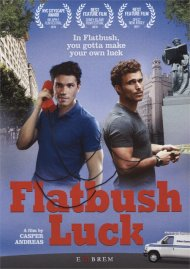 Flatbush Luck gay cinema DVD from Embrem Entertainment.