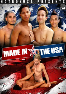 Made in the USA Boxcover