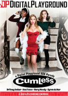 Cumless: A Digital Playground XXX Parody Porn Movie