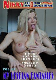 My Lesbian Fantasies Vol 7 Porn Video