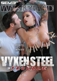 Vyxen Steel In Trouble Porn Video