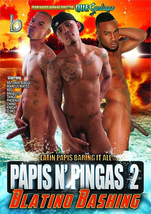 Papis N' Pingas 2: Blatino Bashing Boxcover