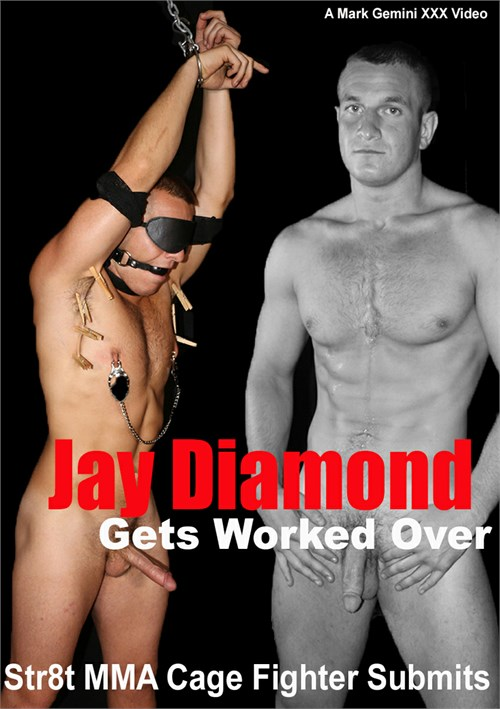 Jay Diamond Gets Worked Over Boxcover