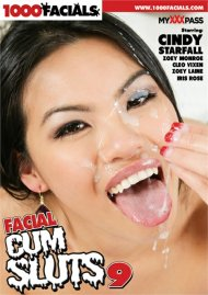 Facial Cum Sluts 9 streaming porn video from Reality Kings.