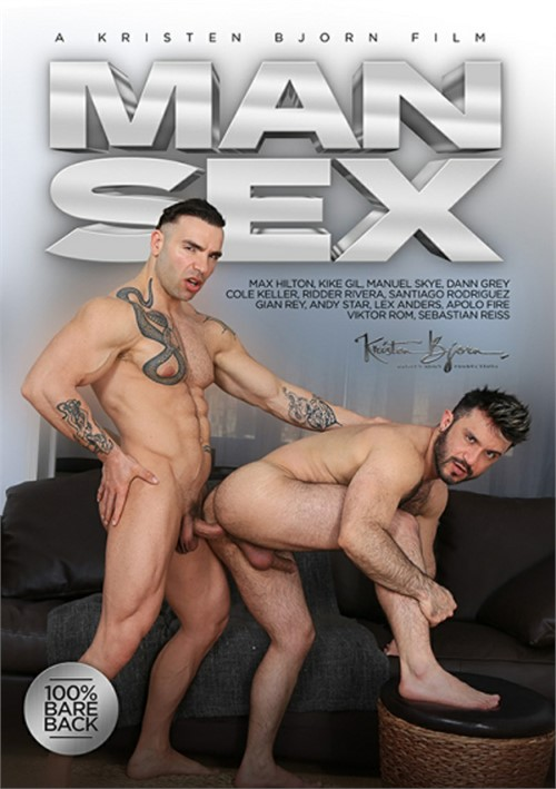 Man Sex Boxcover