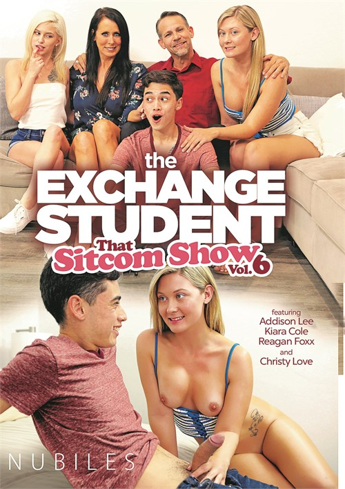 The Exchange Student: That Sitcom Show Vol. 6