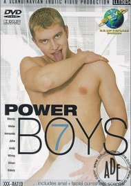 Power Boys 7 Porn Movie