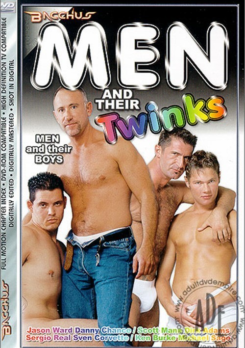 Men and Their Twinks Boxcover