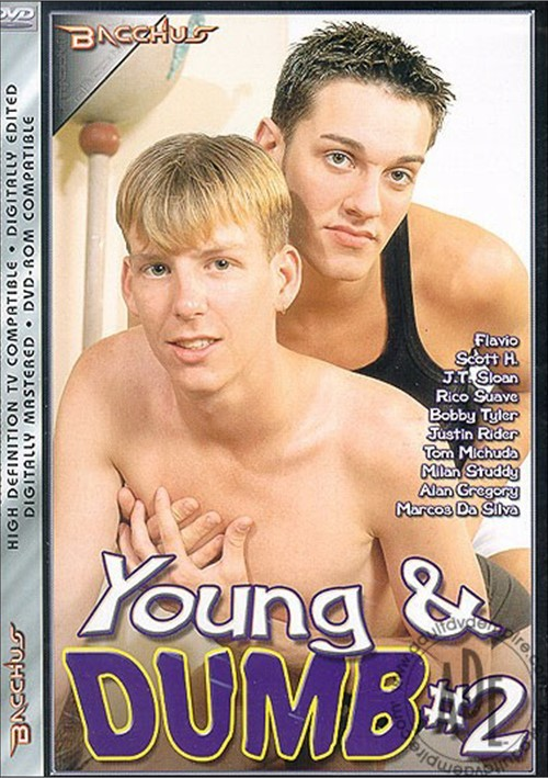 Young & Dumb #2 Boxcover