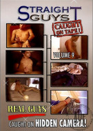 Straight Guys Caught On Tape! Vol. 9 Boxcover