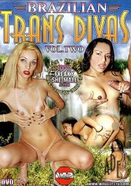 Brazilian Trans Divas Vol. 2 Porn Video