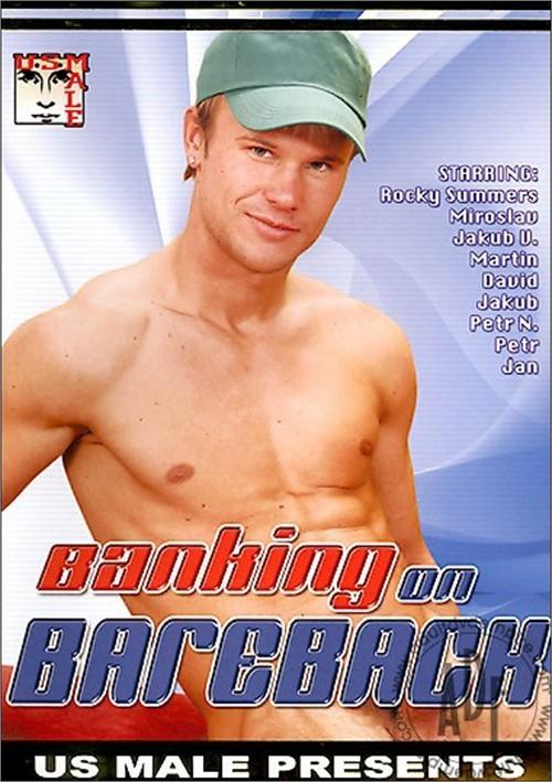 Banking on Bareback Boxcover