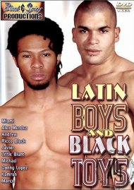 Latin Boys and Black Toys image