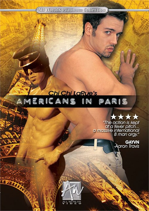 Americans in Paris Boxcover