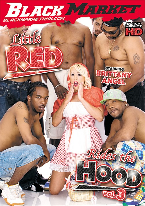 Little Red Rides The Hood Vol. 3