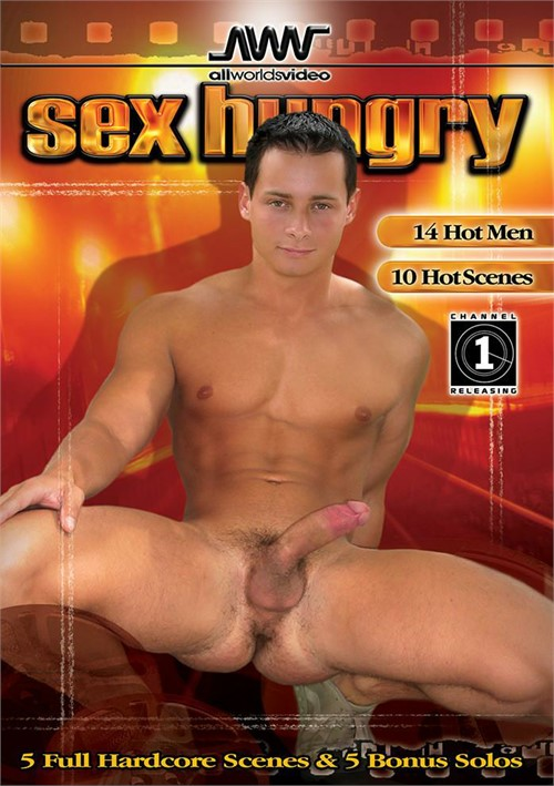 Sex Hungry Boxcover