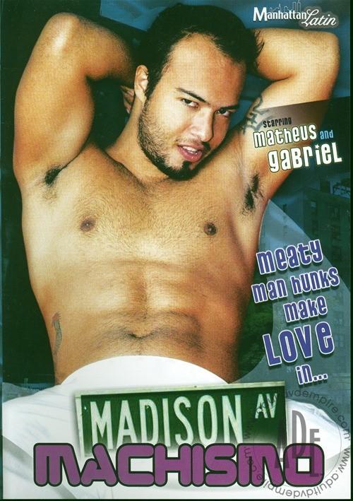 Madison Av Machismo Boxcover