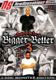 Shane & Boz: The Bigger The Better 3 Porn Video