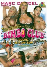 Bimbo Club 3: Boobs, Sex and Sun