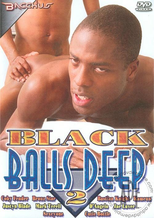 Black Balls Deep 2 Boxcover