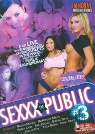 Sexxx In Public 3 Porn Movie