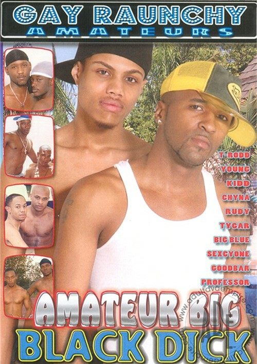 Amateur Big Black Dick Boxcover