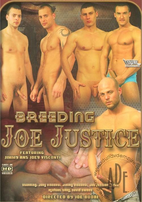 Breeding Joe Justice Boxcover