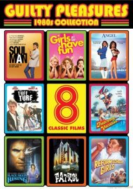 Guilty Pleasures: 1980s Collection porn DVD from Image Ent..