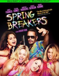 Spring Breakers (Blu-ray + Digital Copy + UltraViolet) Blu-ray Movie