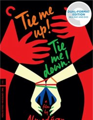 Tie Me Up! Tie Me Down!: The Criterion Collection (Blu-ray + DVD Combo) Gay Cinema Movie