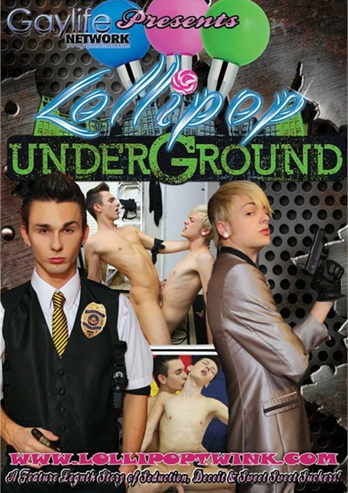 Lollipop Underground Boxcover