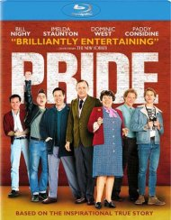 Pride (Blu-ray + UltraViolet) Gay Cinema Movie
